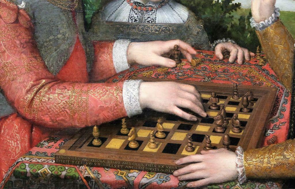 1-sofonisba-anguissola-gra-w-szachy-1555-muzeum-narodowe-w-poznaniu-fragment-z-szachownica