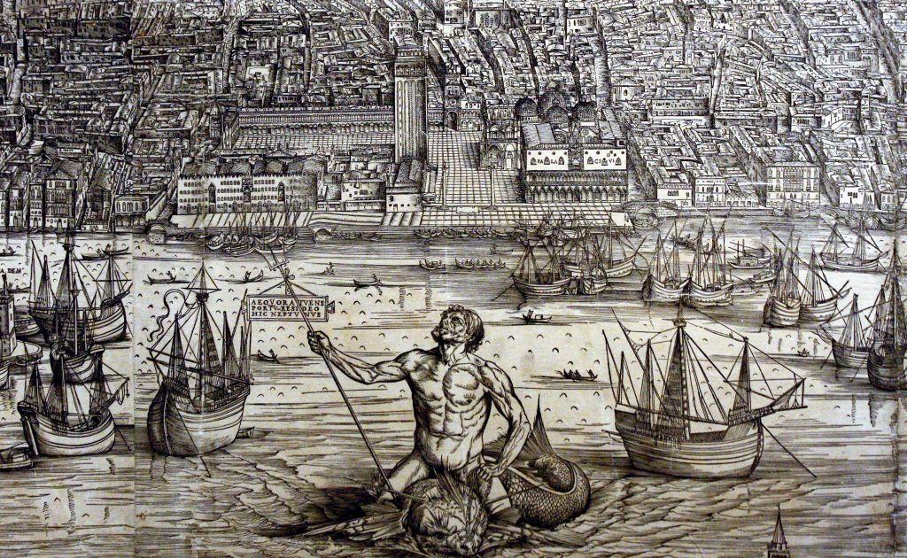 00. Wenecja. Morskie emporium