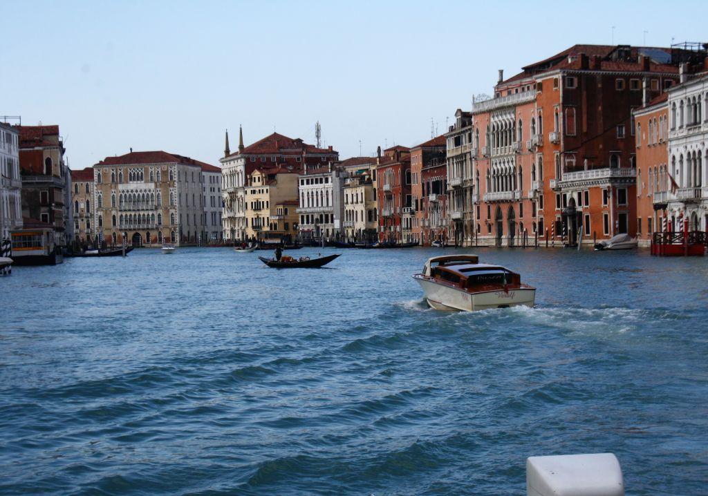 Wenecja. Canale Grande. Fot. Jerzy S. Majewski