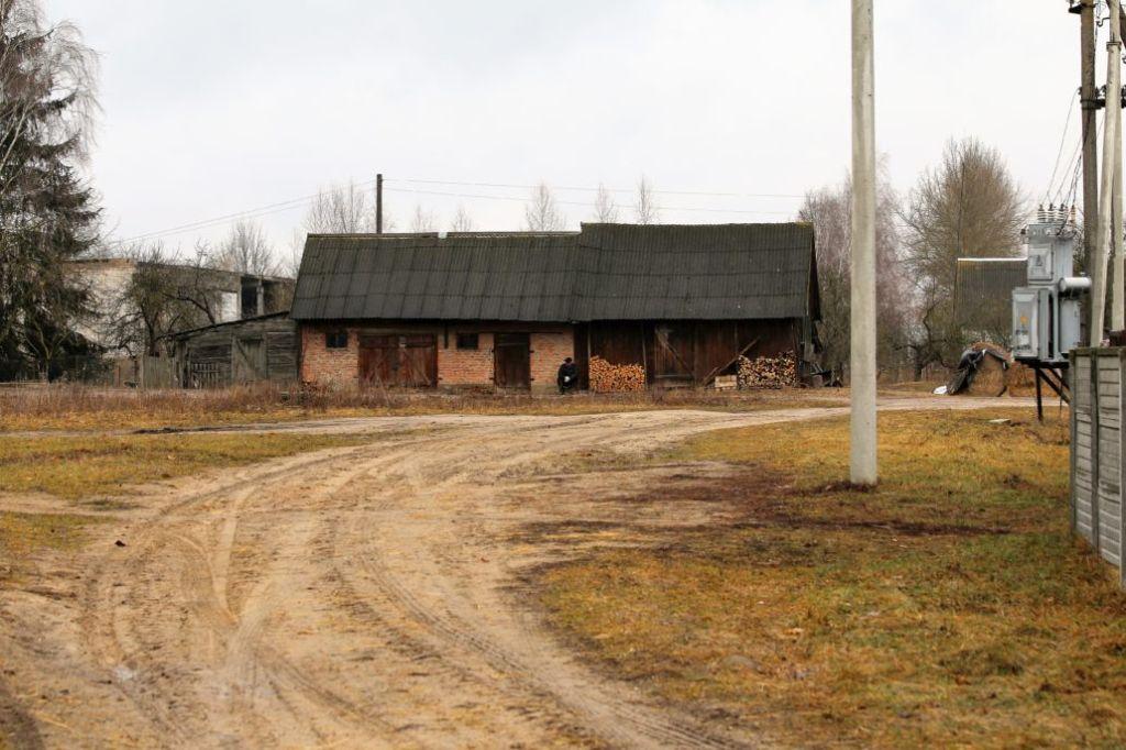 Wołczyn. Tutaj stał modrzewiowy pałac Czartoryskich. Fot. Jerzy S. Majewski
