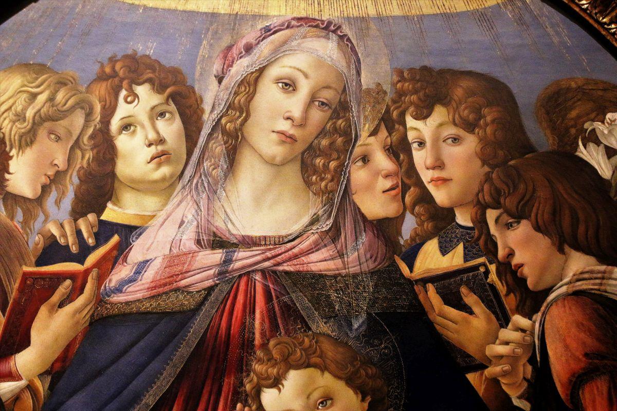 Album Renesansu na Dzień Matki. Piękne Madonny Botticellego