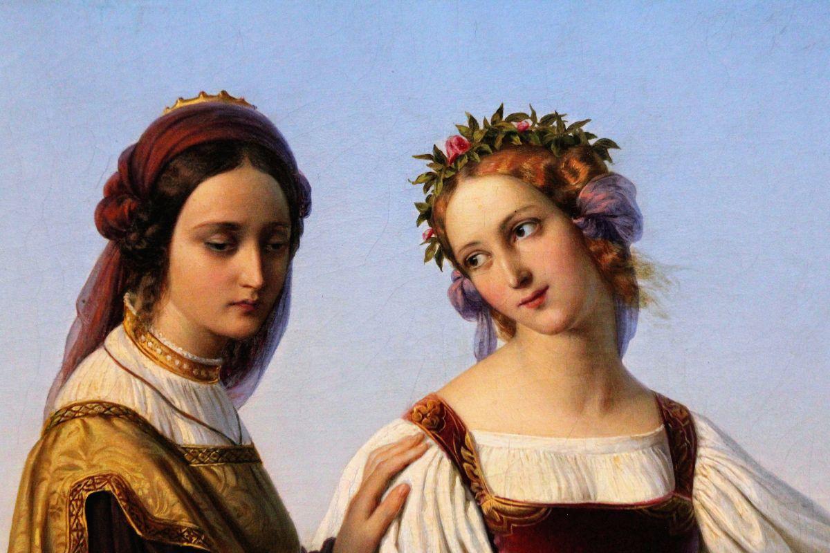 Botticelli i inne obrazy z galerii Atanazego Raczyńskiego