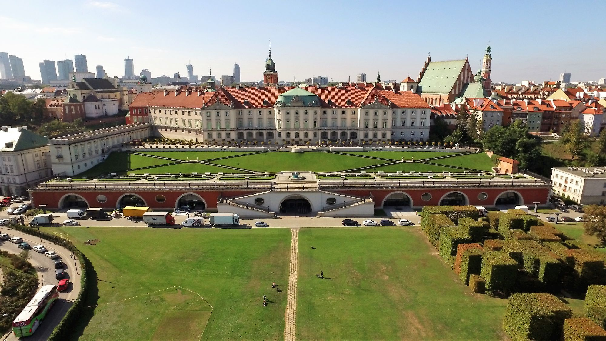 Ogród Dolny Zamku Królewskiego