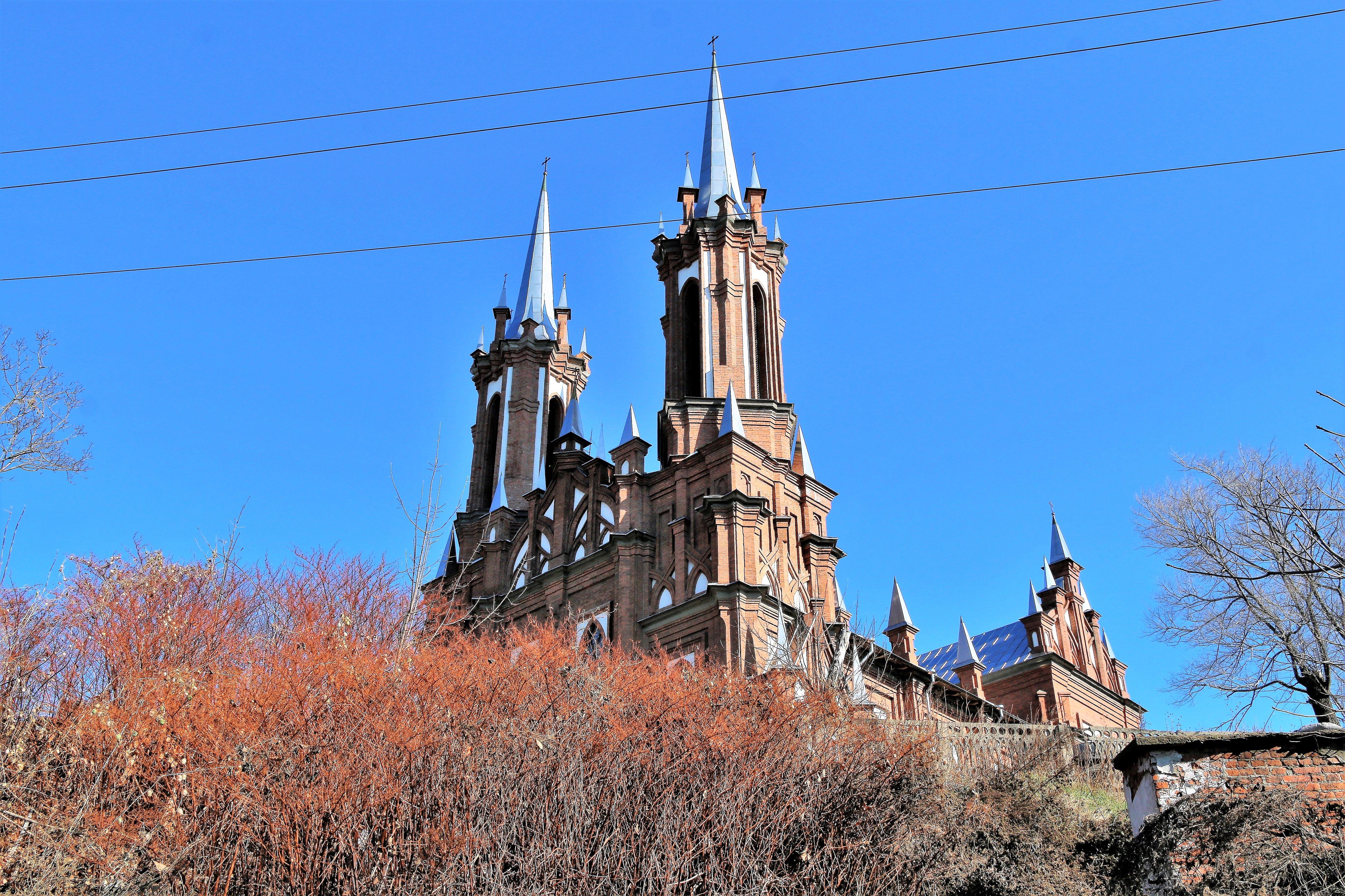 Kościół katolicki we Władywostoku
