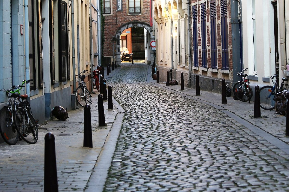 Leuven. Zniszczenie i odbudowa miasta