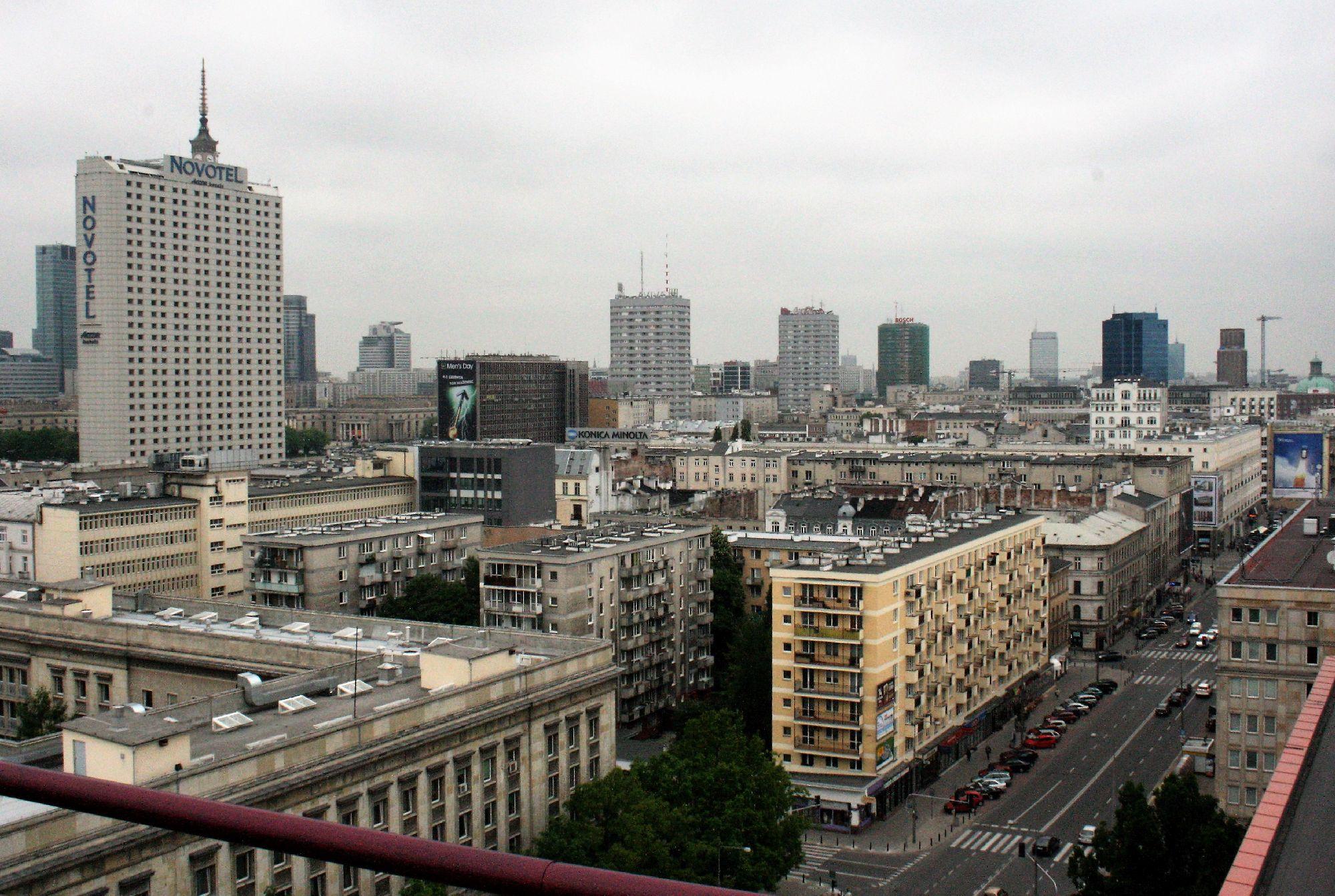 Warszawa nieodzyskana, Krucza 24. Tam, gdzie był dom Łęckich