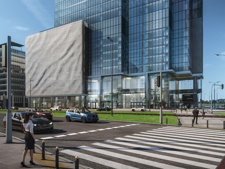 Warsaw UNIT. Nowy wieżowiec Ghelamco przy Rondzie Daszyńskiego