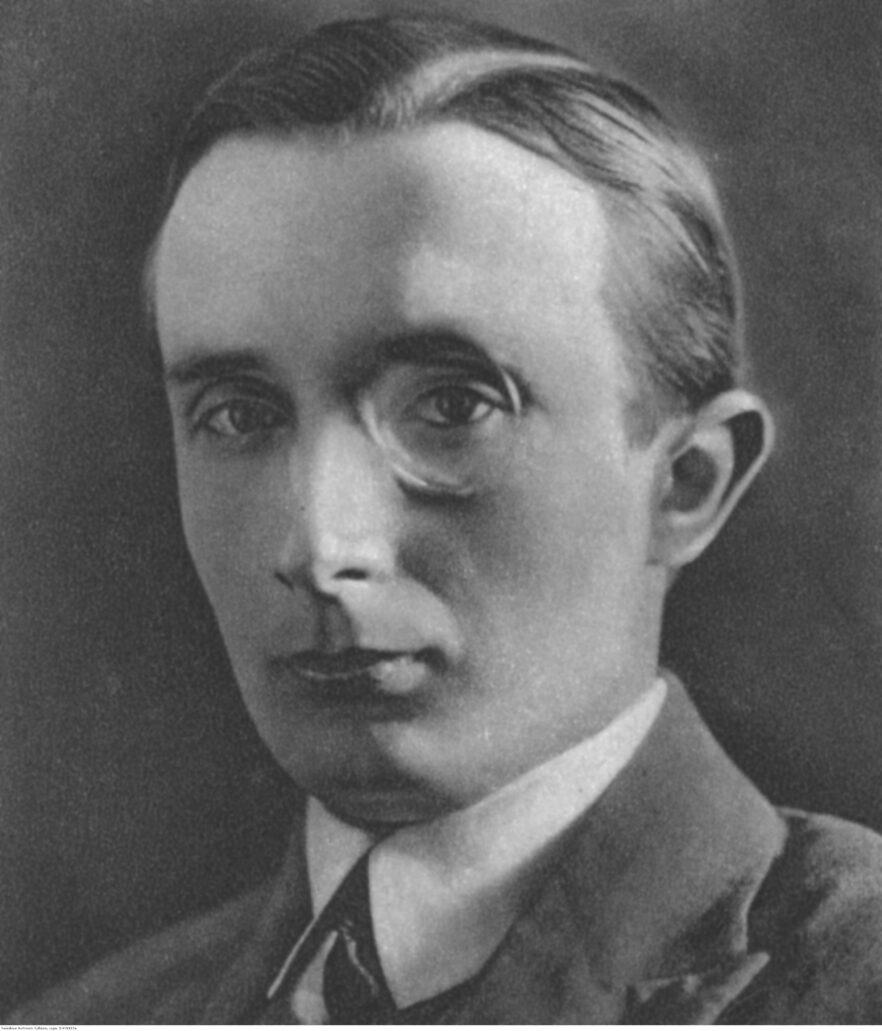 Portret Juliana Wołoszynowskiego. Fot. Narodowe Archiwum Cyfrowe